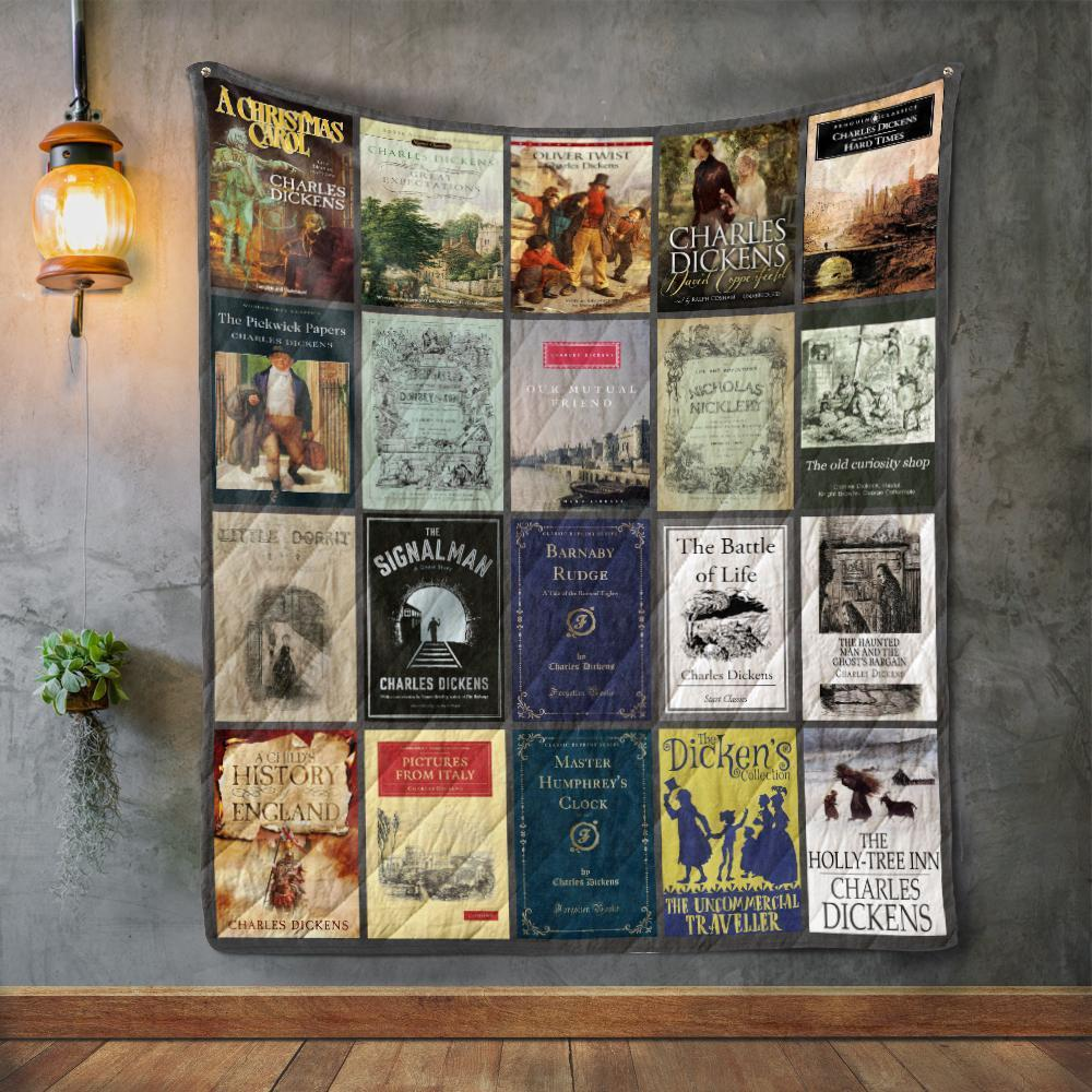 Charles Dickens Quilts