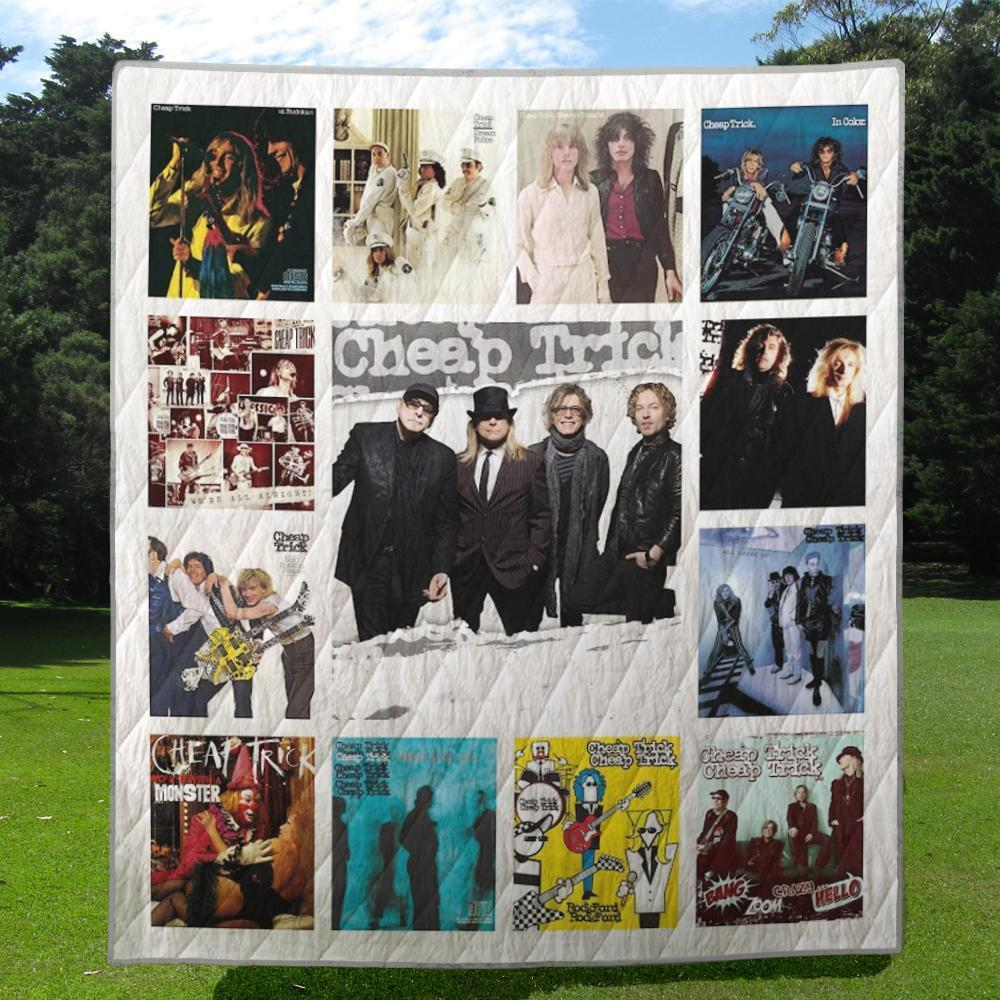 Cheap Trick Quilts