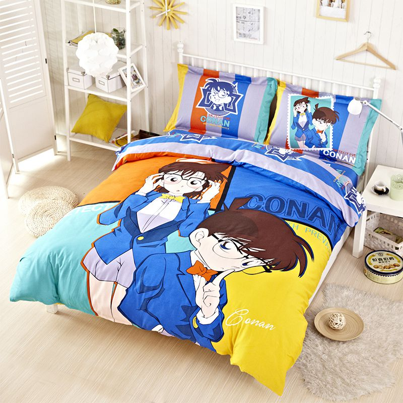Conan Bedding Set Model 4