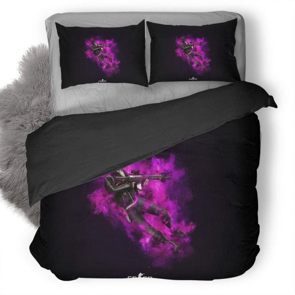 Counter Strike Global Offensive Bedding Set