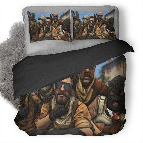 Counter Strike Global Offensive Bedding Set 3