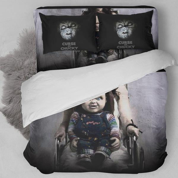 Curse Of Chucky Bedding Set