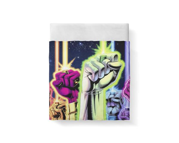 DC LANTERNS B BEDDING SET