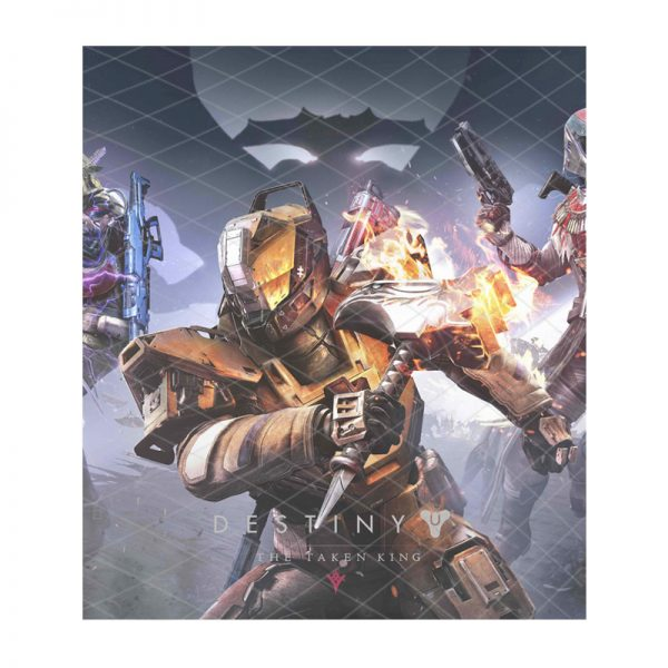 DESTINY THE TAKEN KING QUILT 2