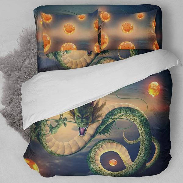 DRAGONBALL SHEN LONG BEDDING SET