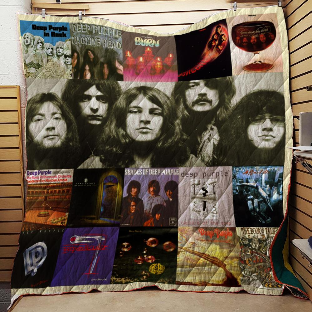 Deep Purple New Arrival Quilts