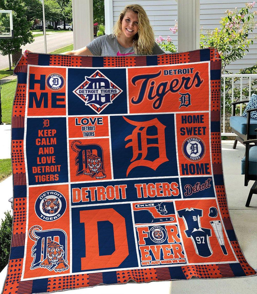 Detroit Tigers Quilts
