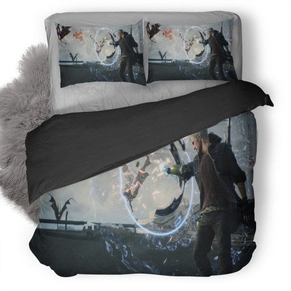 Devil May Cry 5 Bedding Set 3