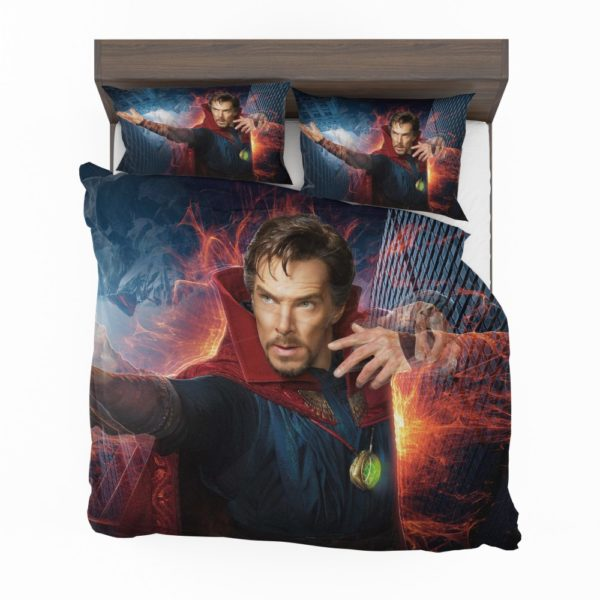 Doctor Strange Movie Benedict Cumberbatch Bedding Set
