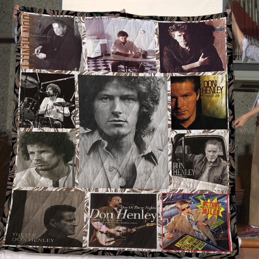 Don Henley Best Albums Quilts