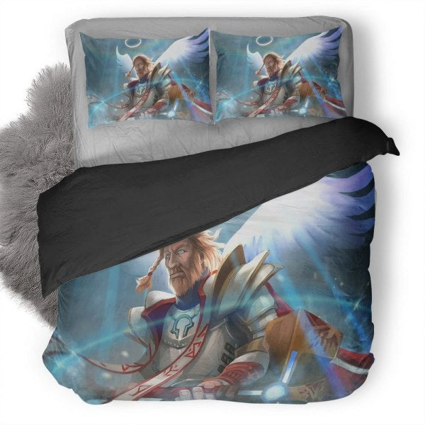Dota 2 Omniknight Bedding Set