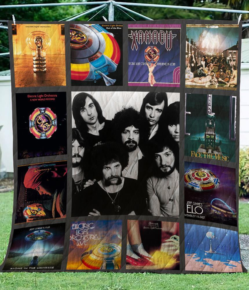 Electric Light Orchestra Quilts