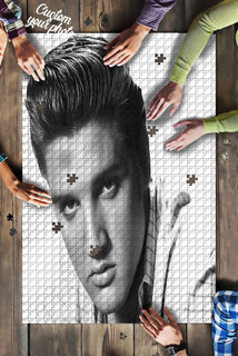 Elvis Presley Puzzle 500 Pieces V2