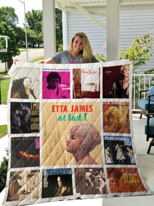 Etta James Quilts