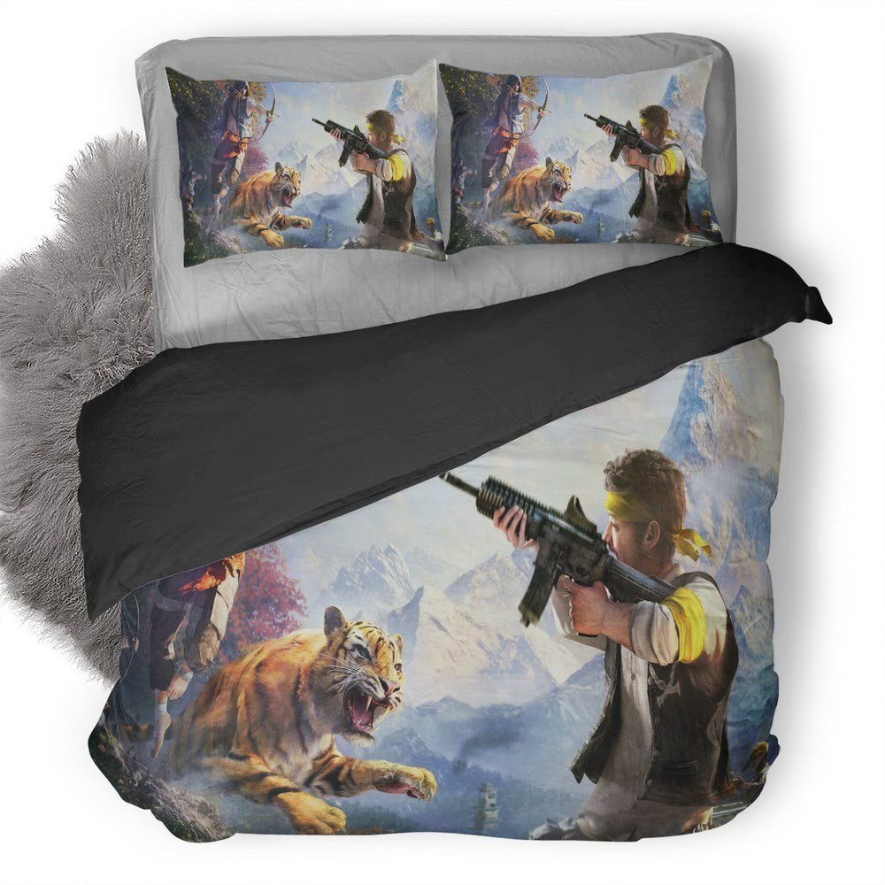Far Cry Bedding Set V10