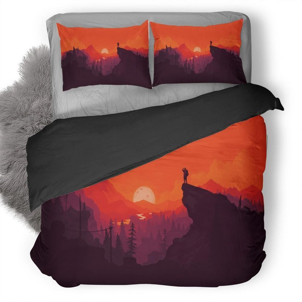 Firewatch Bedding Set V4