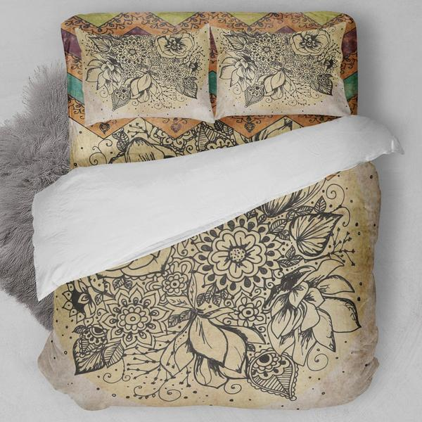 Flourish Bohemian Bedding Set