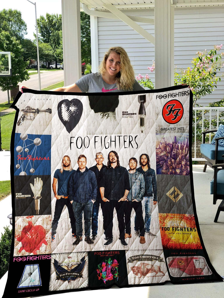 Foo Fighters New Arrival Quilts 5