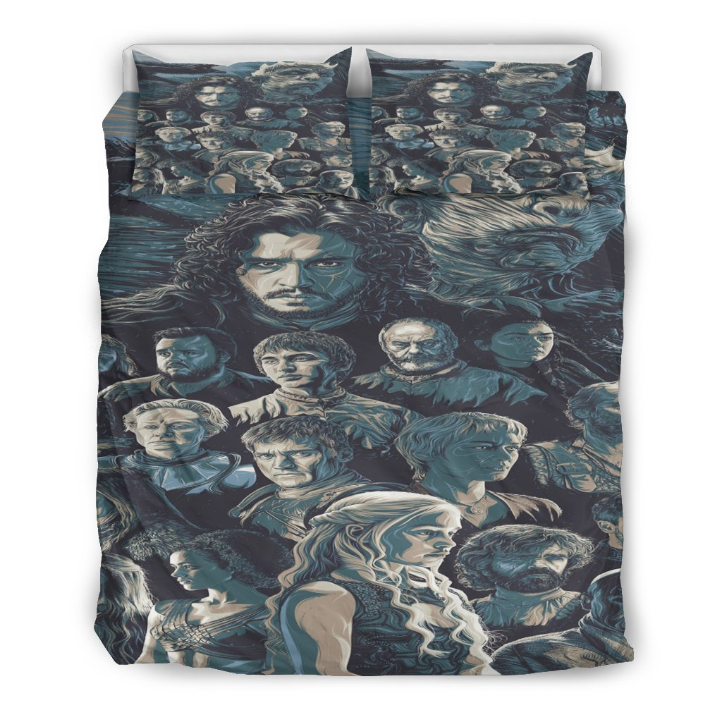 Game Of Thrones Bedding Set 5