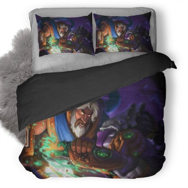 Heroes World Of Warcraft Bedding set