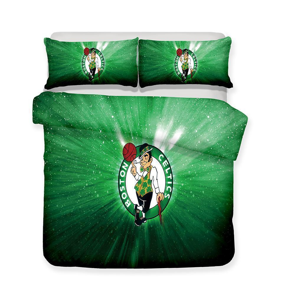 Bedding NBA Boston Celtics Bedding Set