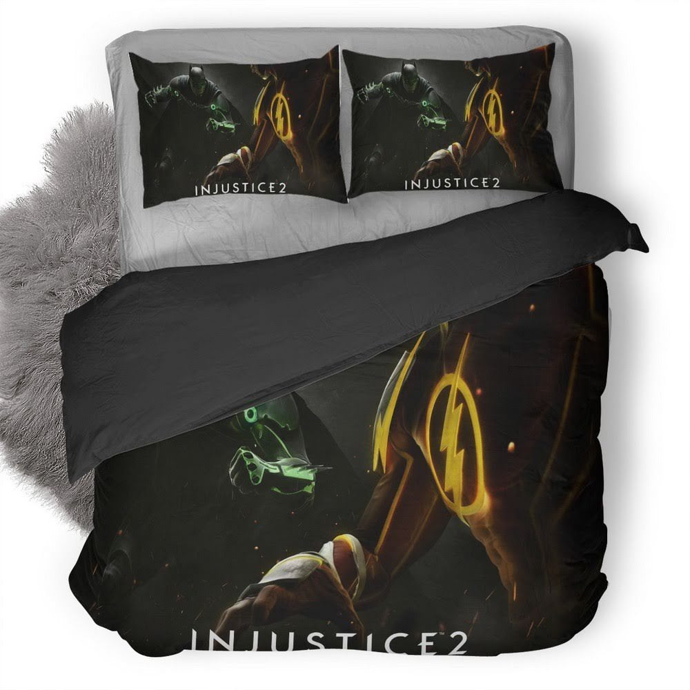 Injustice 2 Bedding Set