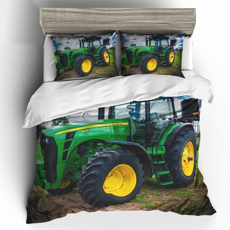 JOHNDEERE BEDDING SET1