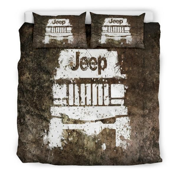 Jeep Wrangler Bedding...