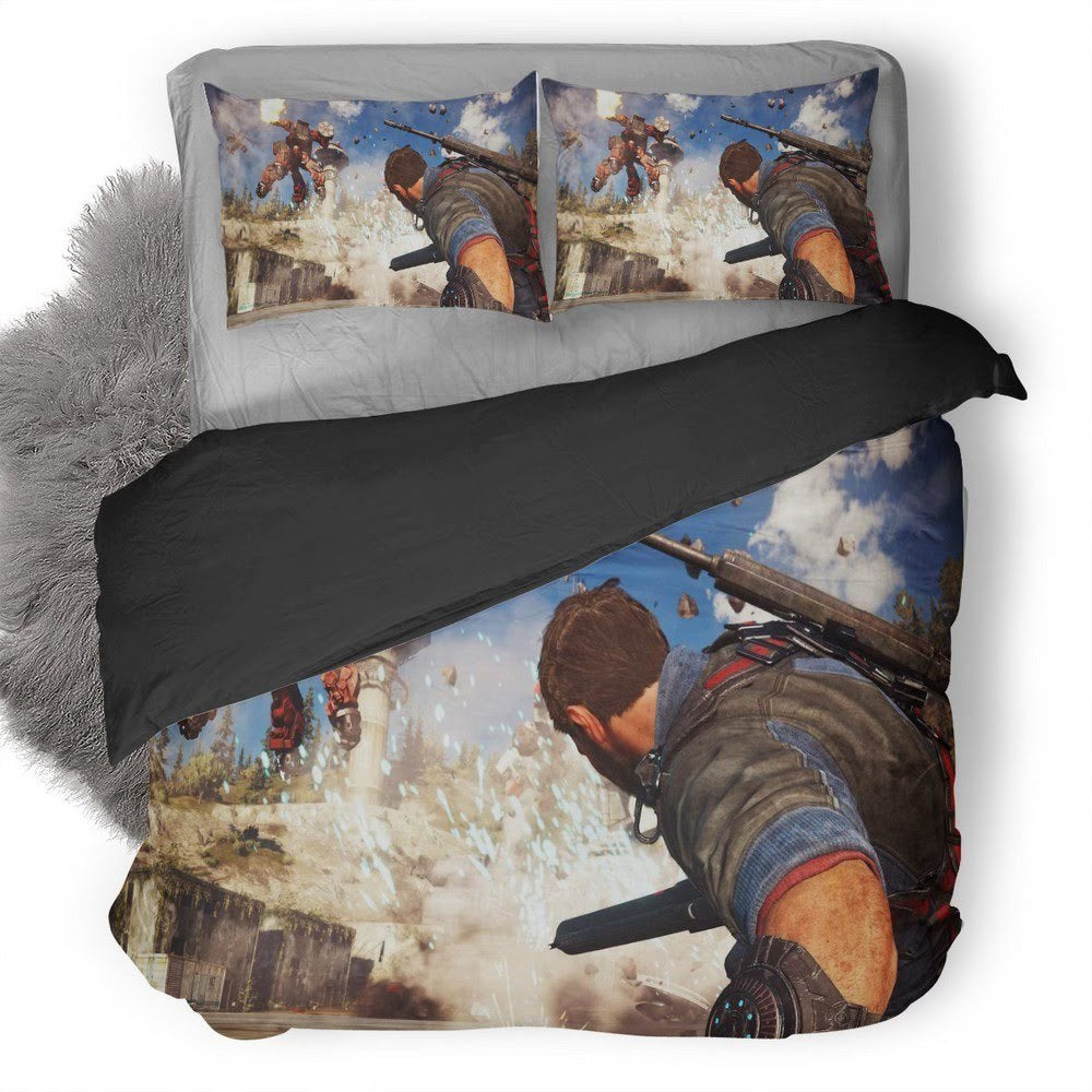 Just Cause Bedding Set 1