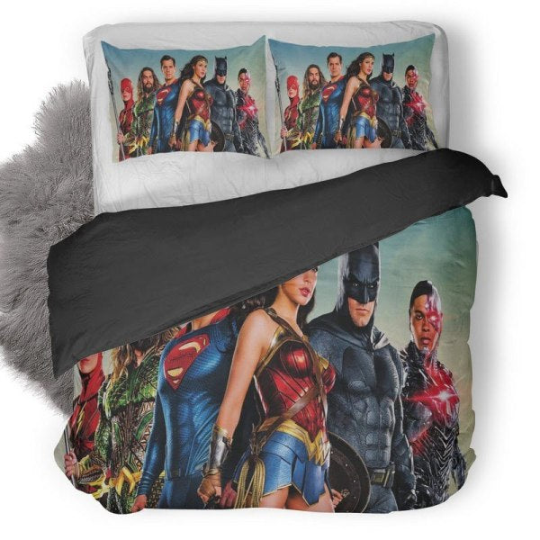 Justice League Bedding set 3