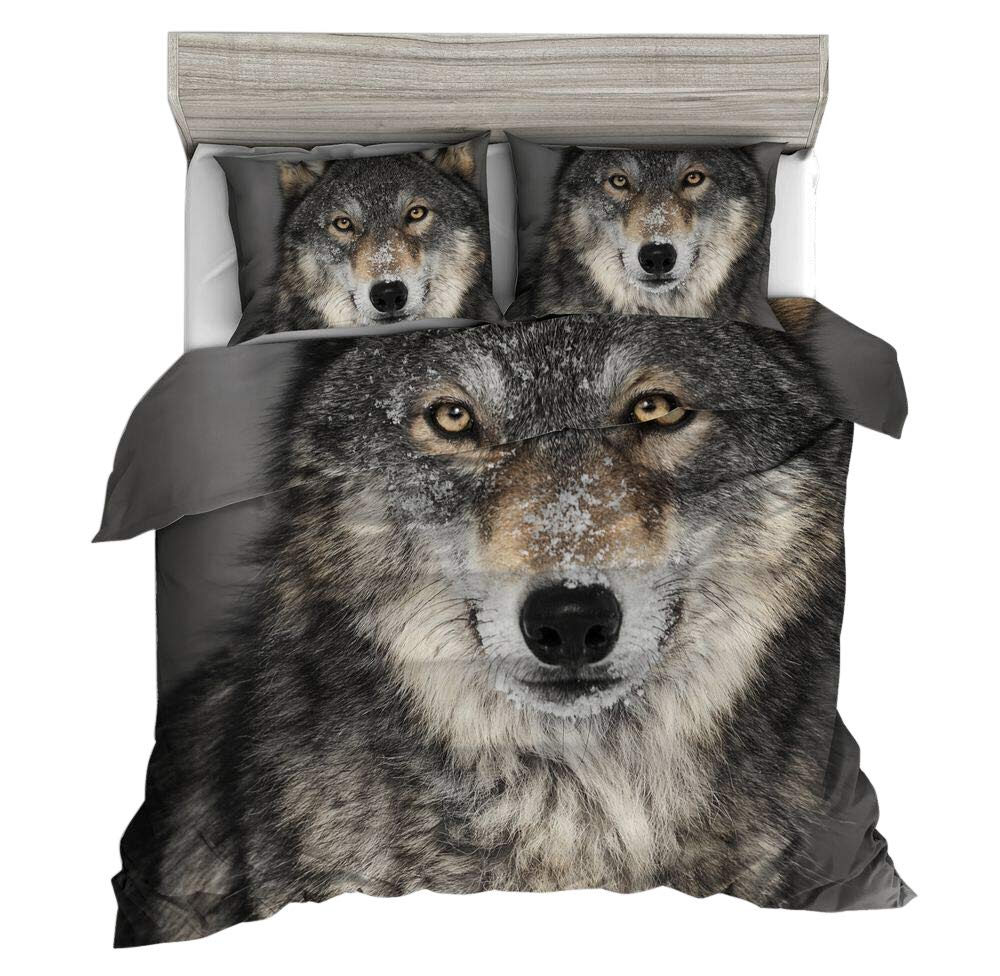 Jwllking Wolf Bedding Sets