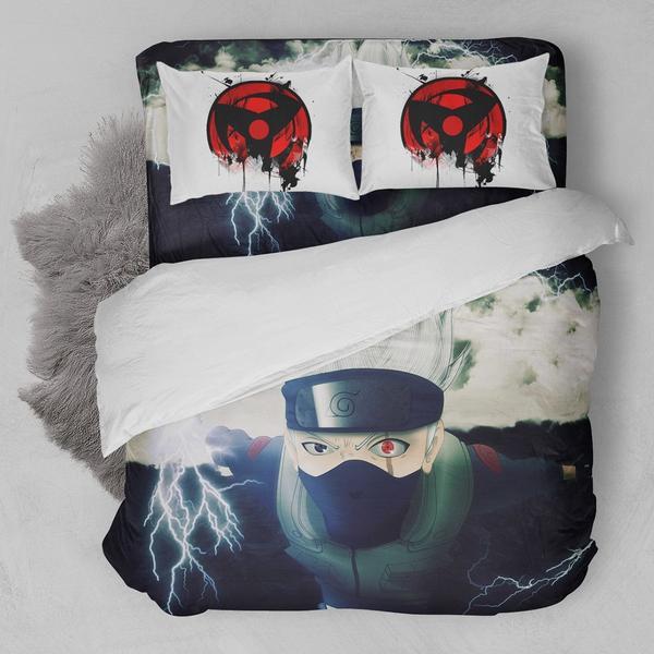 Kakashi Bedding Set