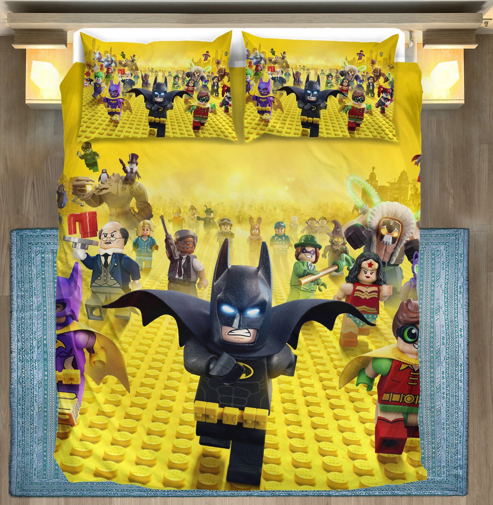Lego Batman bedding set