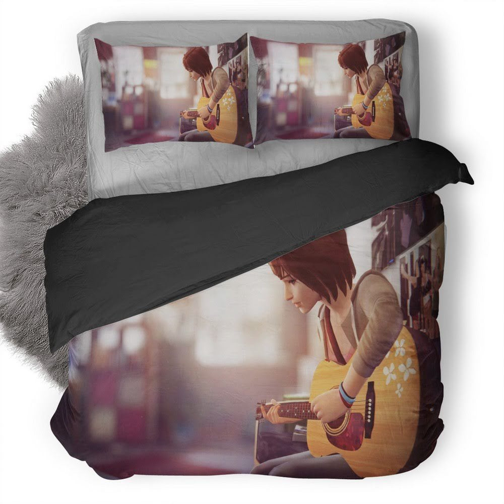 Life Is Strange Max Caulfield Bedding Set