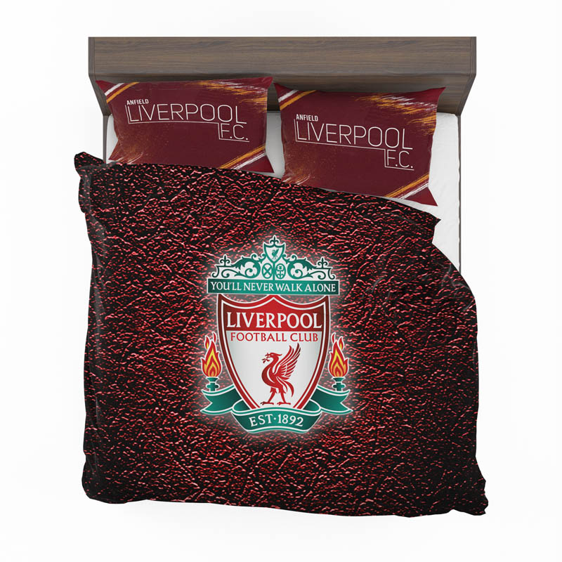Liverpool Football Club Bedding Set