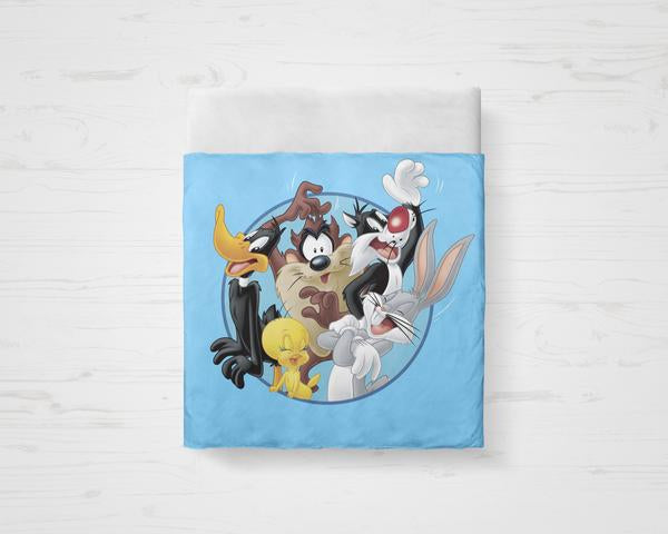 Looney Tunes B Bedding Set
