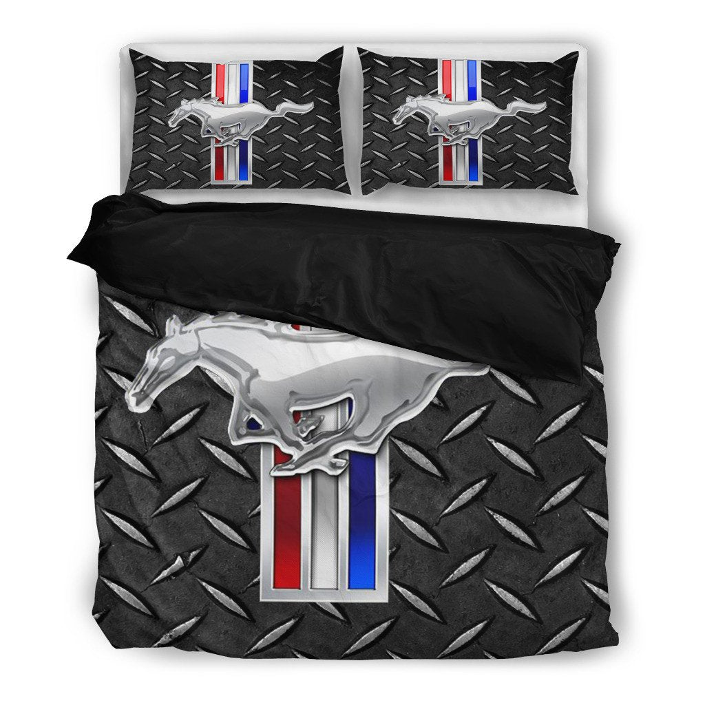 MUSTANG BEDDING SET3