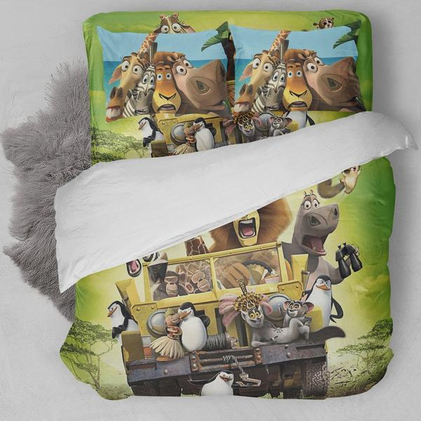 Madagascar B Bedding Set