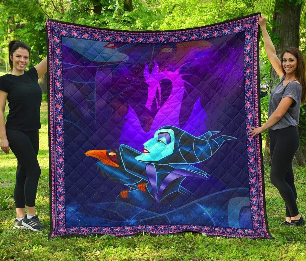 Maleficent Sleeping Beauty Quilts