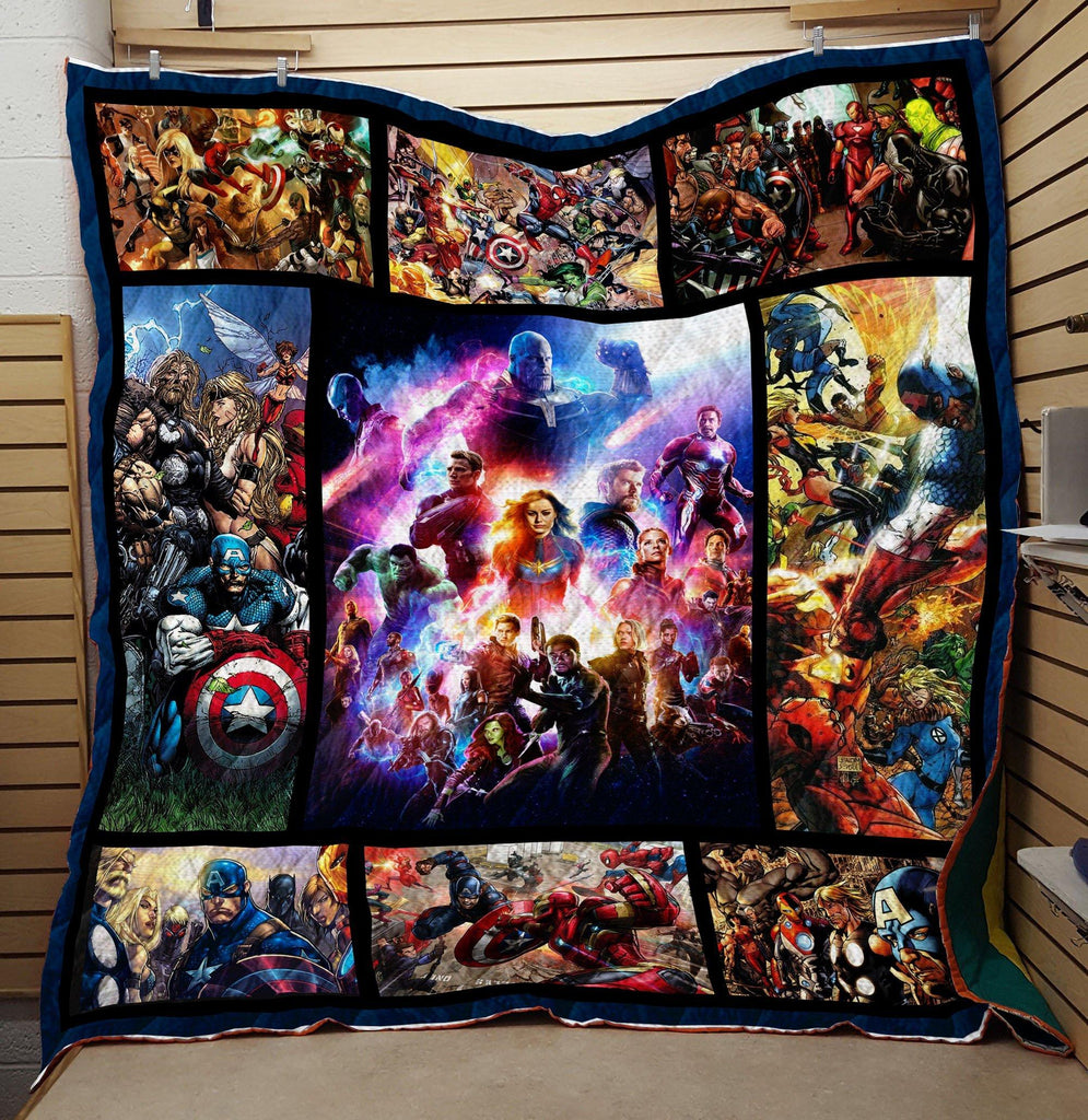 Marvel Avengers Endgame Quilts 3