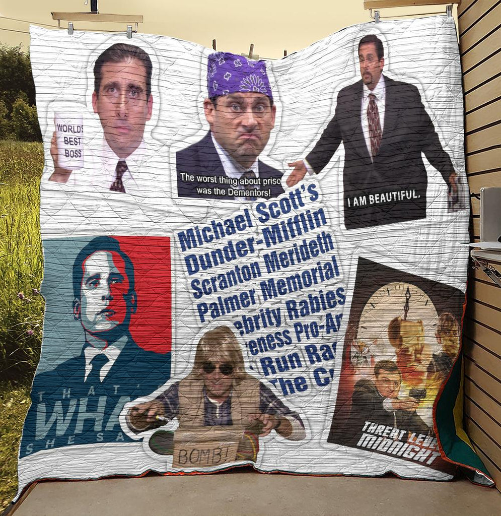 Michael Scott Best Quotes And Images Quilts