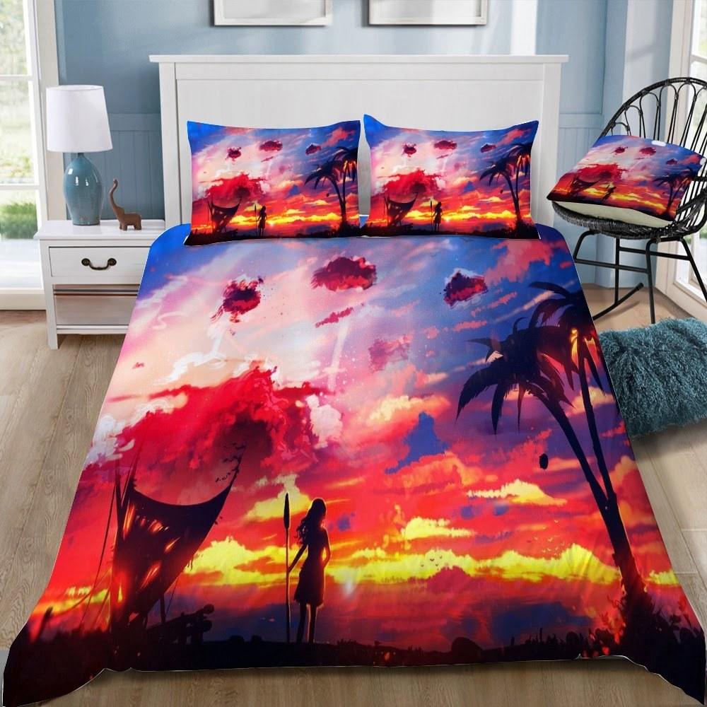 Moana Bedding Set V9