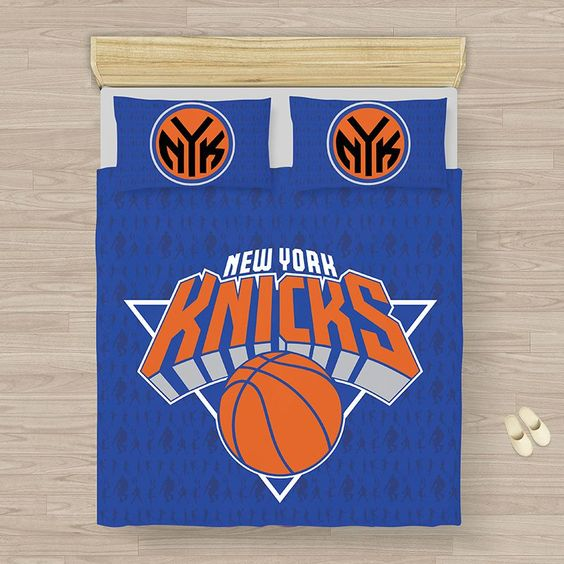 NBA New York Knicks Bedding Comforter Set
