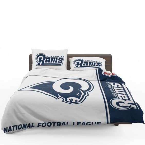 NFL Los Angeles Rams Bedding Comforter Set