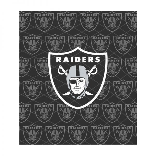 NFL OAKLAND RAIDERS QUILT