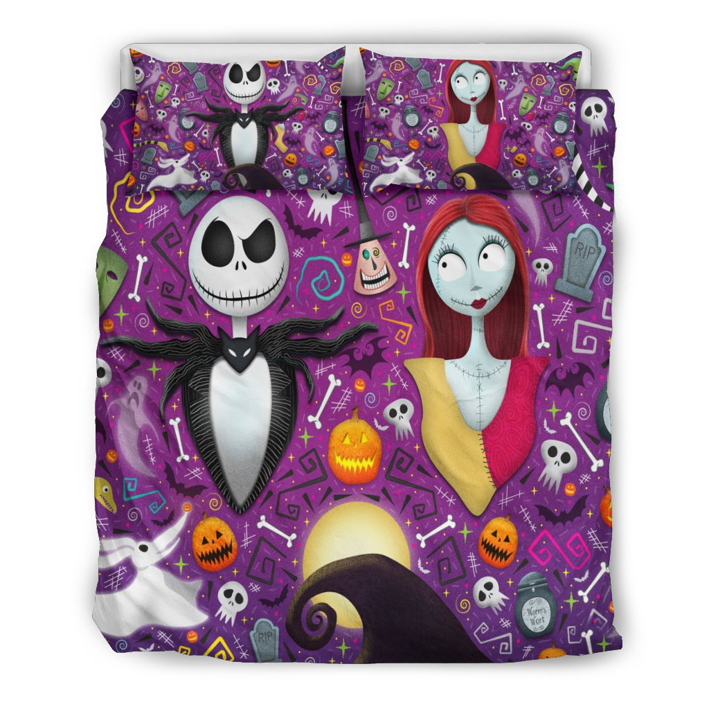 Nightmare Before Christmas 2019 Bedding Set
