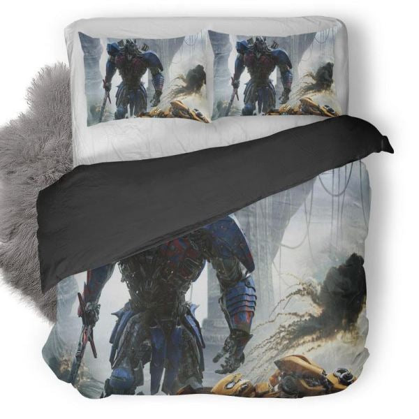 Optimus Prime Transformers The Last Knight Bedding set