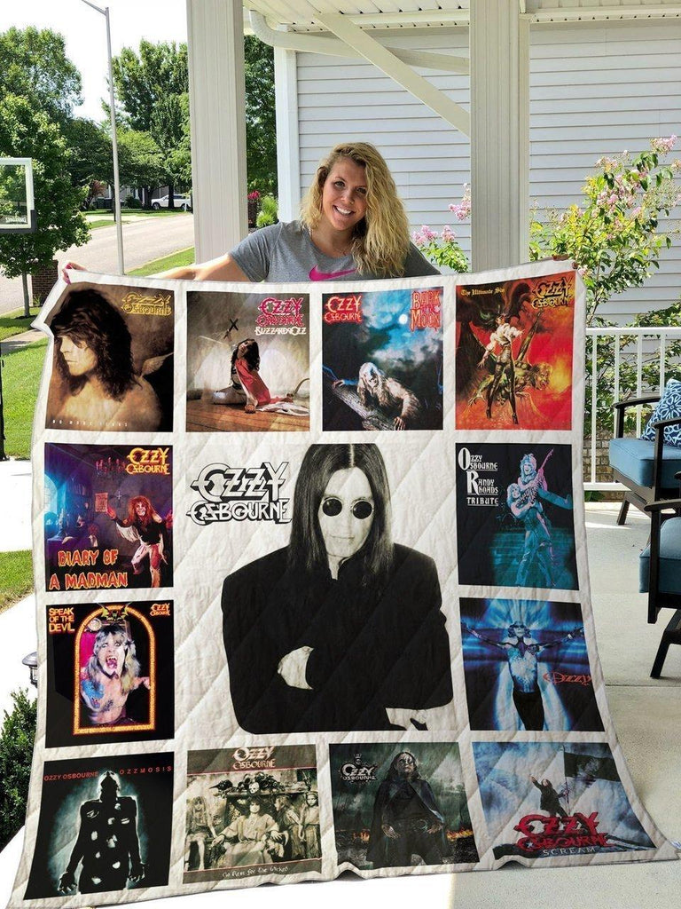 Ozzy Osbourne Quilts