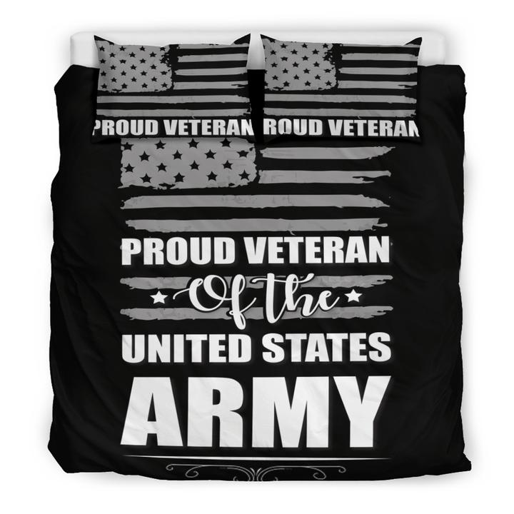 PROUD VETERAN - Bedding Set