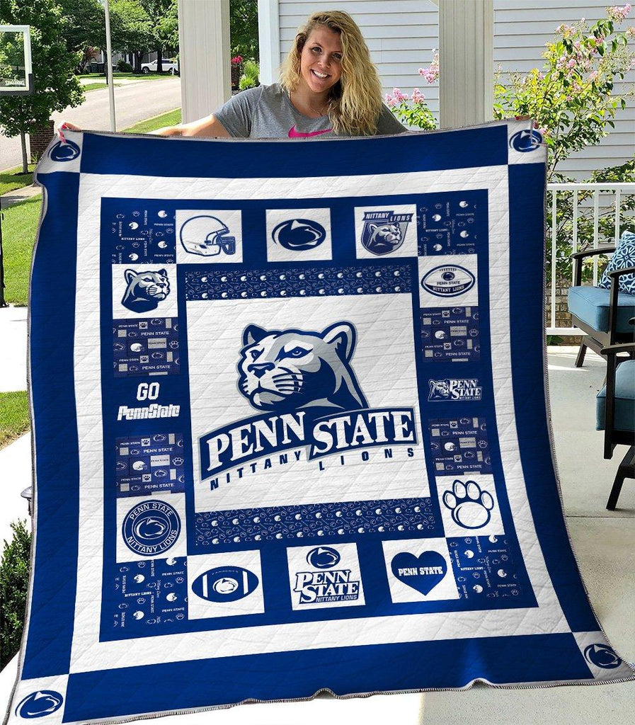 Penn State Nittany Lions Ver1 Quilts